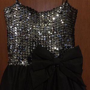 Dresses - Vintage 1980s Sequined Party Dress - Perfection!